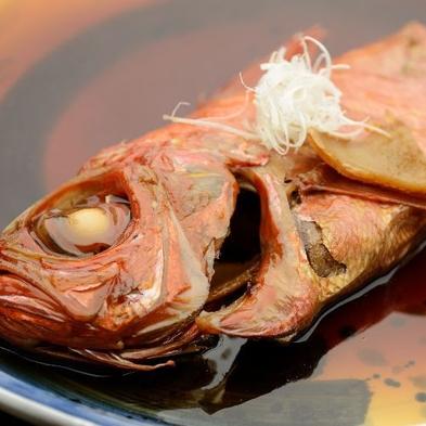 【秋冬旅セール】【お肉派の方】国産牛石焼きステーキ×金目鯛姿煮「創作会席」