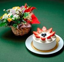 ●ケーキ(イメージ・4号・12㎝)