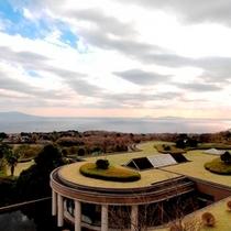 ●客室からの眺望(朝)