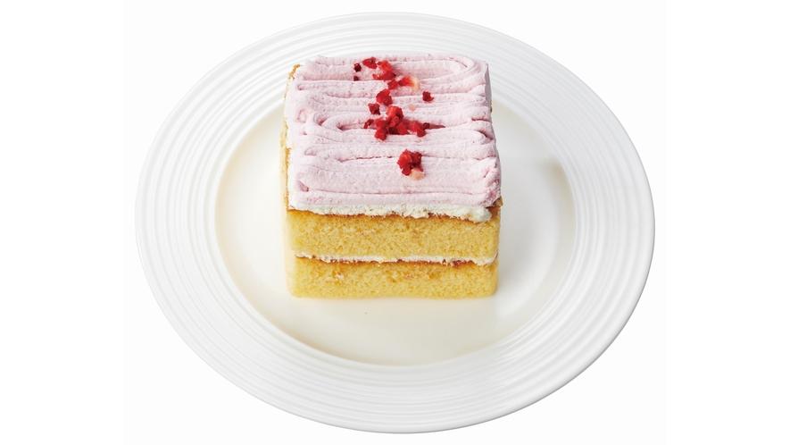 わんちゃん用ケーキ(ベリーと豆乳のモンブラン)
