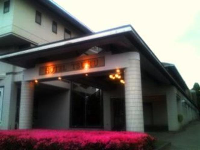 ホテル鶴外観