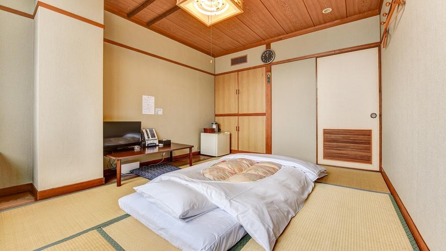 *【客室】和室