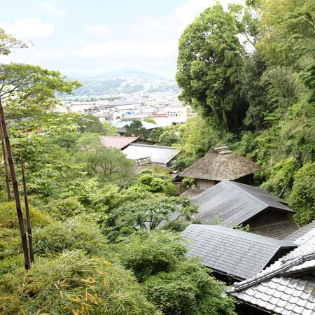古奈別荘 全景
