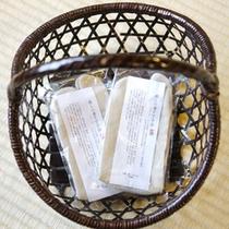 古奈別荘の足袋