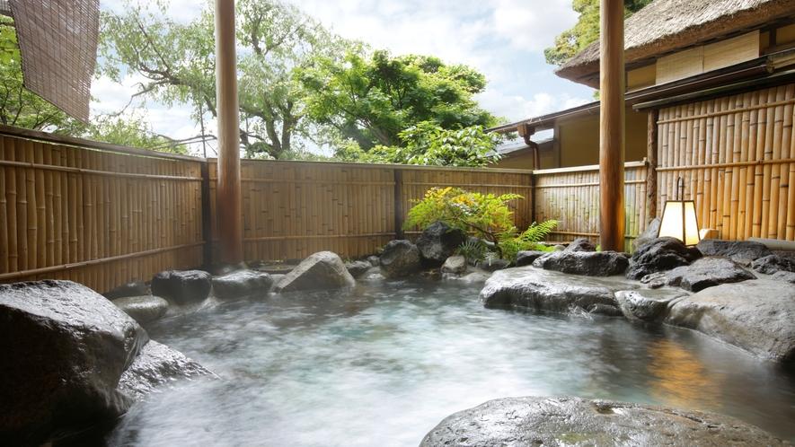 殿方大浴場【富貴の湯】露天風呂