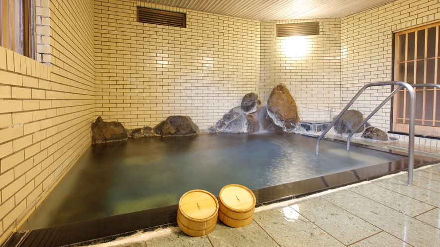 殿方大浴場【富貴の湯】内風呂