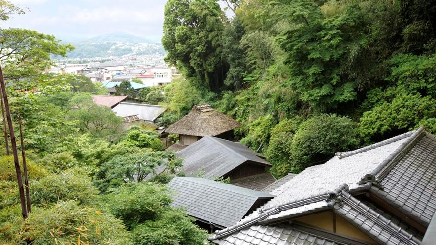 古奈別荘全景