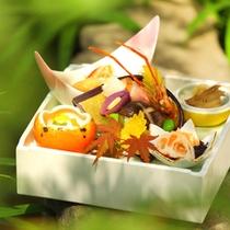 夕食■秋料理■四季菜イメージ
