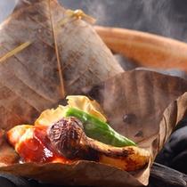 夕食■秋料理■焼き物イメージ