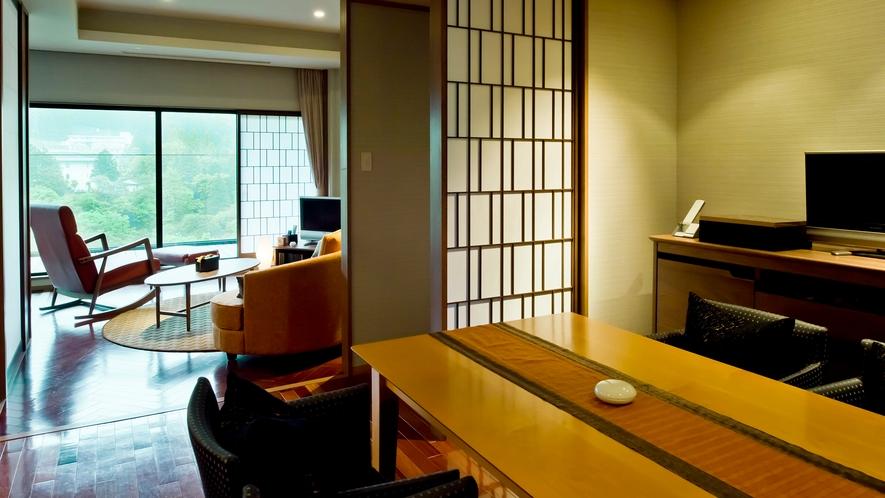 <最上階>洋室(66平米)※部屋によりレイアウトが変わります