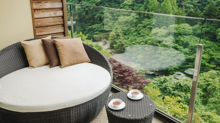 グレードアップ和室 露天風呂付(66平米)
