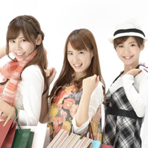 女子旅3人