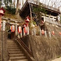 【赤城神社】老神温泉街に佇む赤城神社