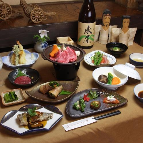 野沢温泉の旬を味わう田舎料理