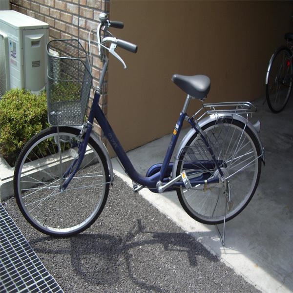 無料自転車の貸し出しもございます。※台数に限りがございます。