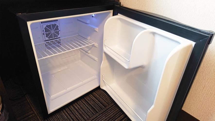 冷蔵庫はご自由にお使い下さい。