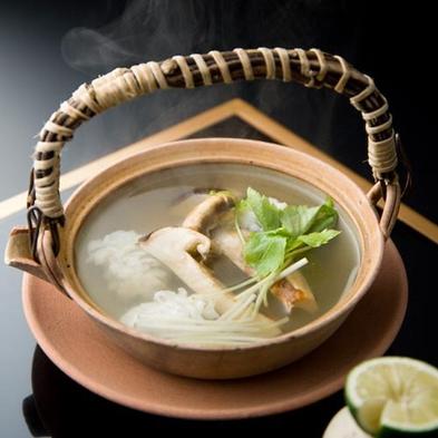 【秋の味覚を先取り】季節の懐石と味わう「松茸土瓶蒸し」絶品グルメプラン