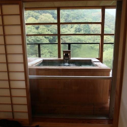 ●【聚楽第 露天風呂付】