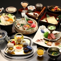 【2019冬の懐石】料亭旅館ならではのお料理を存分にお楽しみください