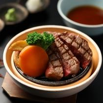 【特別料理】A5ランク『ジューシーなコクのある葉山牛』※画像はイメージ