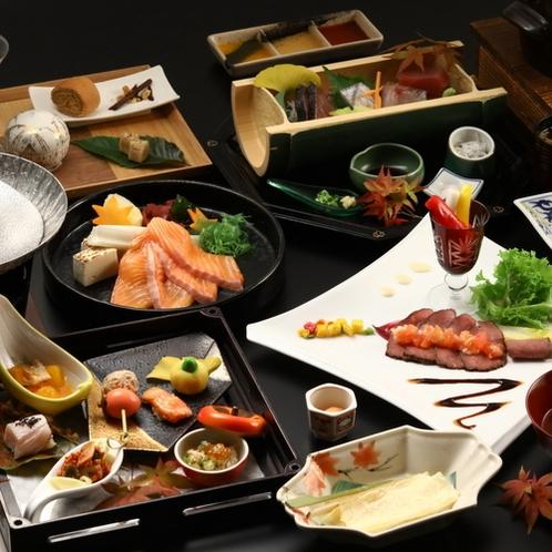 【2020秋の懐石】山翠楼 おもてなし夕食膳