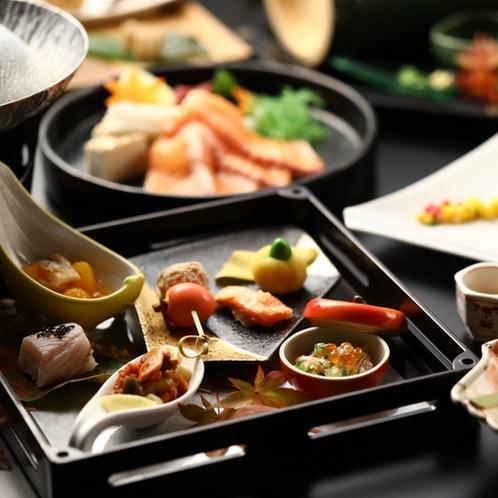 【2020秋の懐石】お膳で秋を楽しむ おもてなし夕食膳