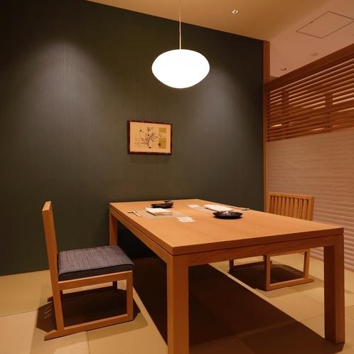 【扇翠】個室イメージ