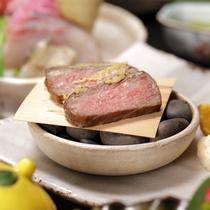 【2018冬の懐石】「クラシカル」北海道が誇るブランド黒毛和牛「白老牛」の西京焼き