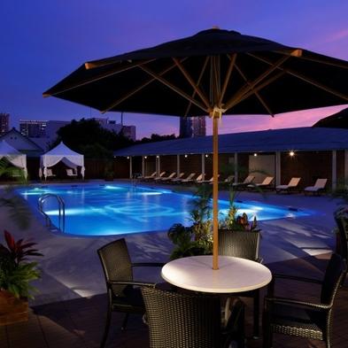 【17:00〜20:00 スカイプール利用】Pool & Dayuse 最大6時間ステイ