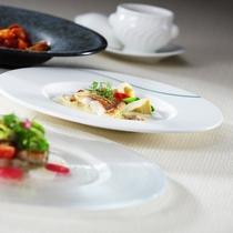 フランス料理 ル・トリアノン お料理一例