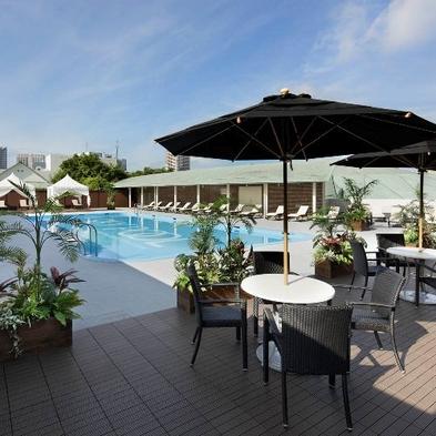 【13:00〜16:00 スカイプール利用】Pool & Stay