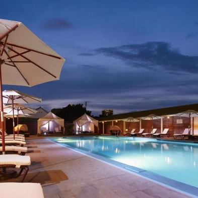 【17:00〜20:00 スカイプール利用】Night Pool & Stay