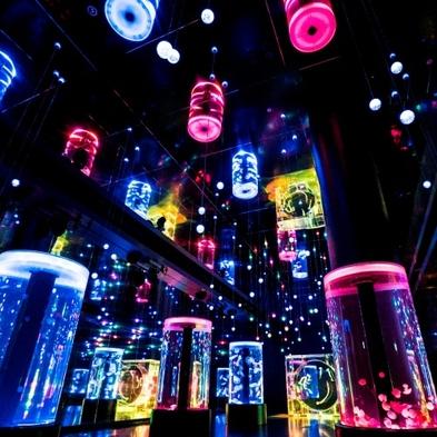 東京タワー側確約!お子様も満足のマクセル アクアパーク品川のイルカショーなど楽しめる5つの特典付き!