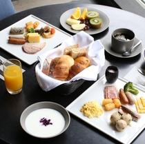 Buffet&Cafe SLOPE SIDE DINER ZAKURO 朝食ブッフェ(イメージ)