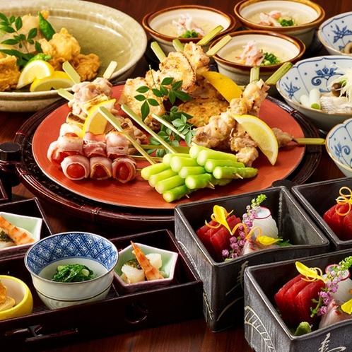 和食 清水 ディナー(イメージ)