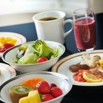 クラブラウンジ 朝食(イメージ)