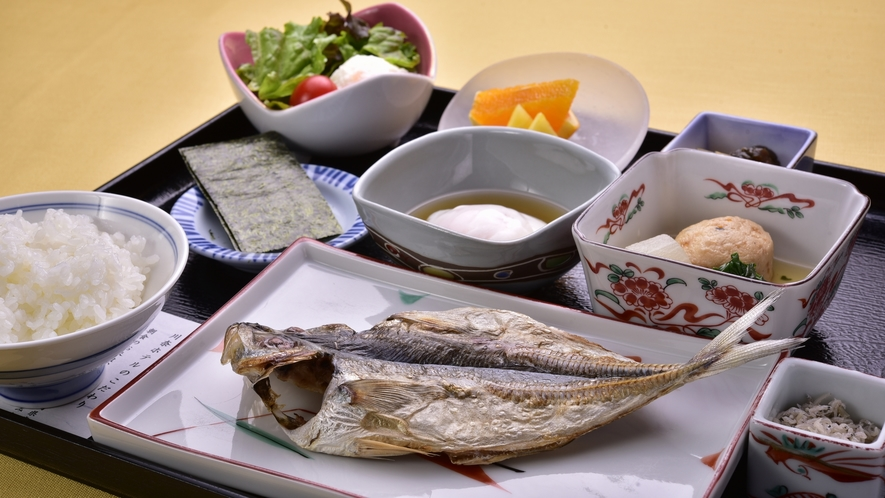 【朝食】和定食※イメージ