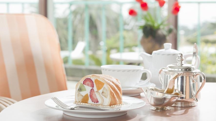 ケーキセット※写真はイメージです