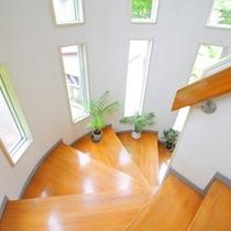 【階段】*太陽の光♪
