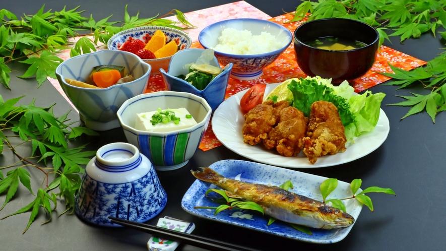リーズナブル&ボリュームたっぷり♪季節の定食