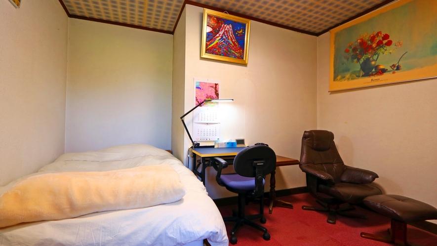 【洋室タイプ例③】形はお部屋によって異なります。