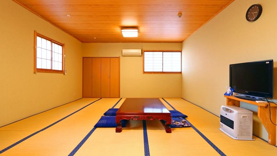 【広々和室タイプ例②】お部屋は人数によって変わります