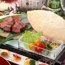 飛騨牛塩釜焼き(料理イメージ)