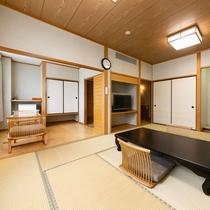 客室一例(和室12畳)