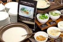 朝食:ベトナム粥