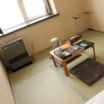 和室6畳(バス・トイレ付き)