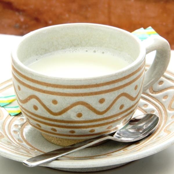 レストハウス_ホットミルク