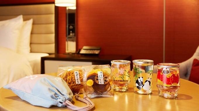 【東京タワー側確約】お部屋でじっくりワンカップを愉しむステイ