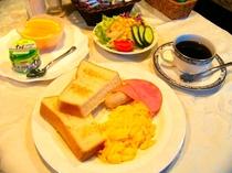 朝食Bセット