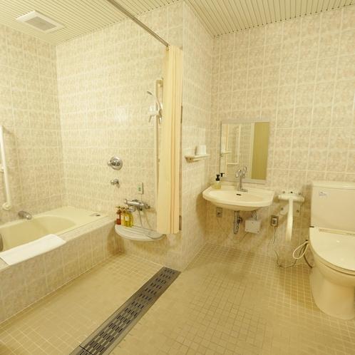 バリアフルーバスルーム